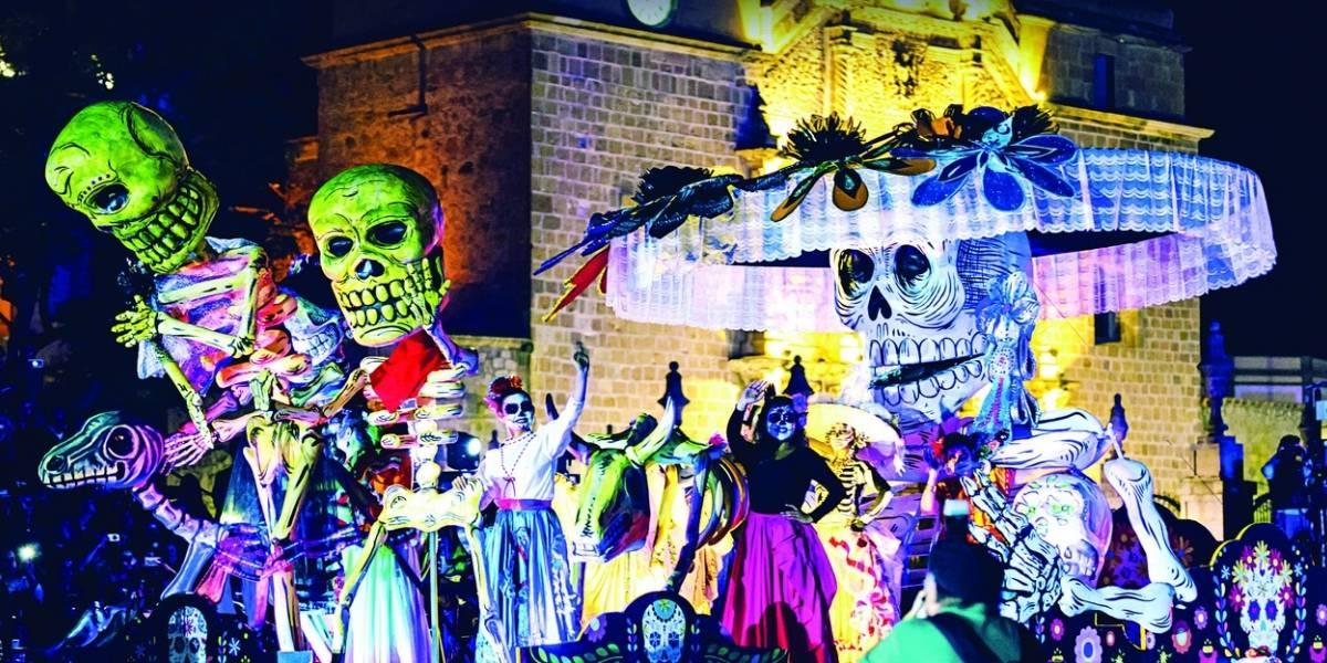 ¿Cómo festejan el Día de Muertos en Aguascalientes?