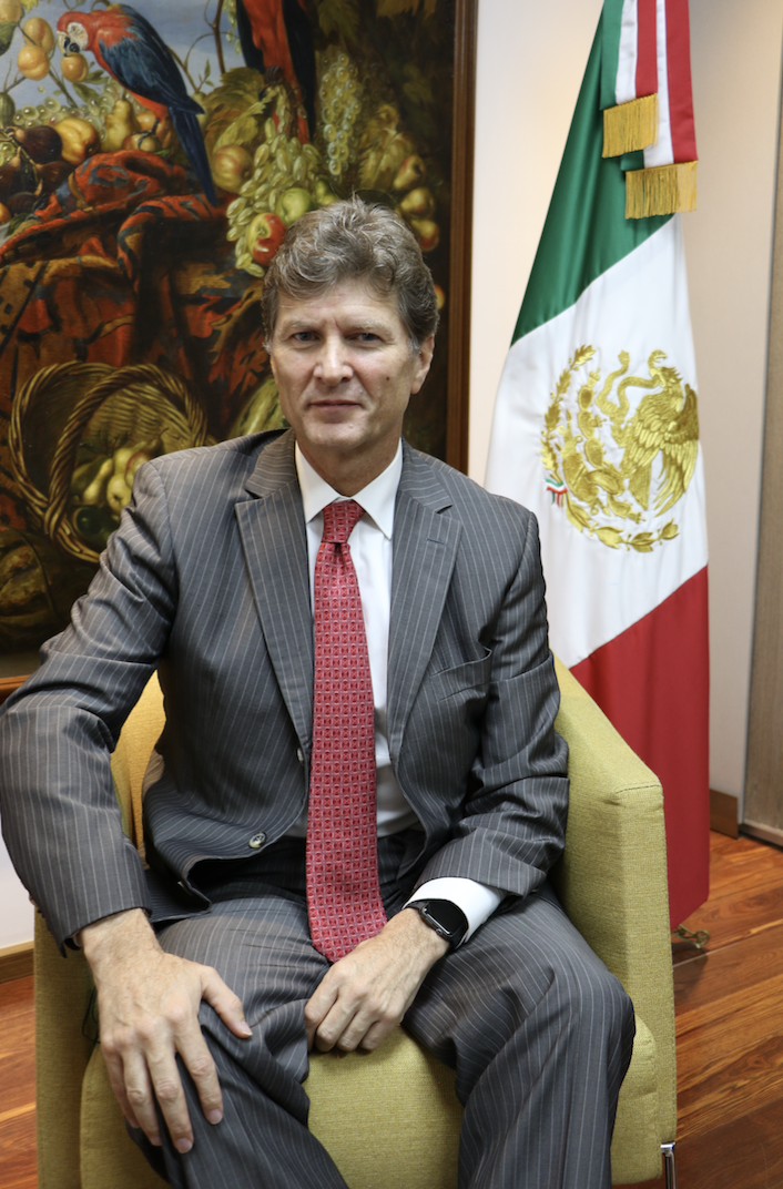 """""""Crear productos e innovar, esa es la fórmula para crecer"""" Enrique de la Madrid"""