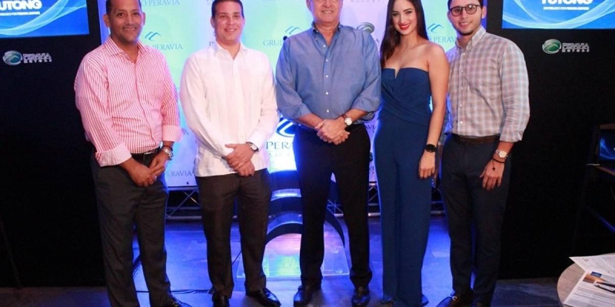 #TeVimosEn: Peravia Motors introduce al mercado dominicano nuevos modelos de la marca Yutong