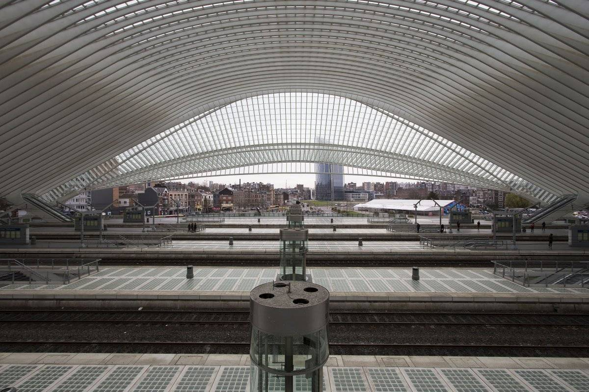 Estação Liège-Guillemins