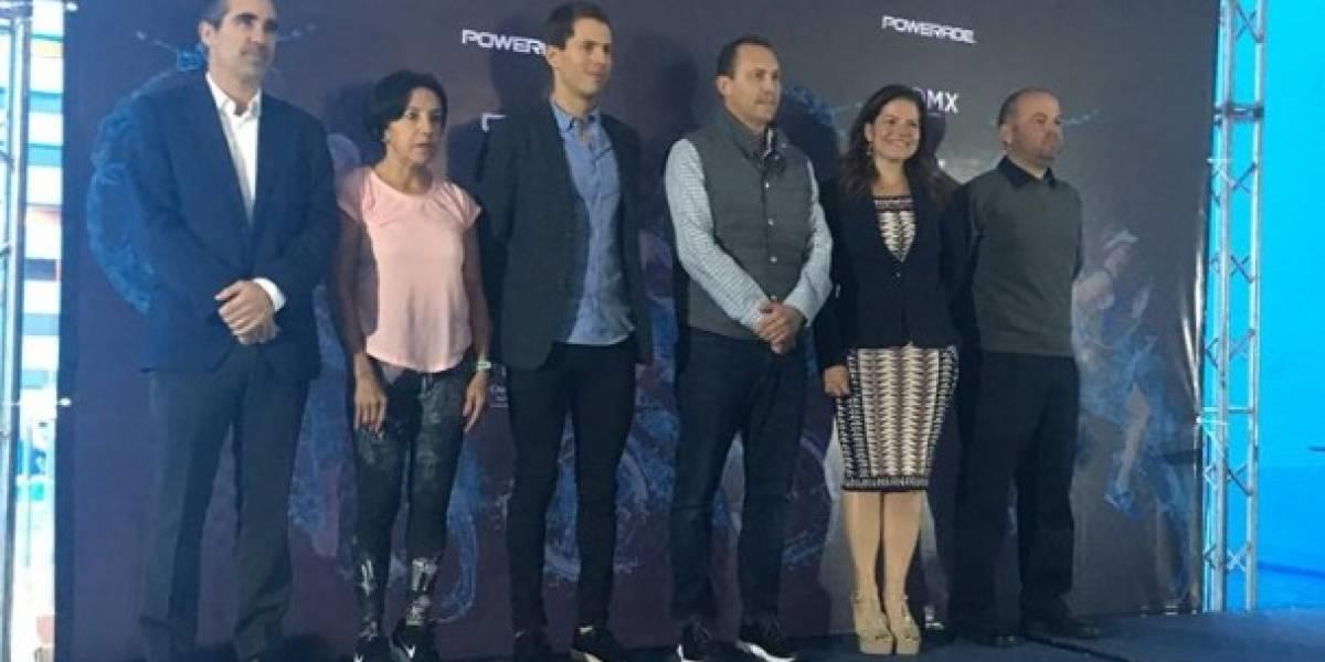 Lista la primera edición del Triatlón de Ciudad de México