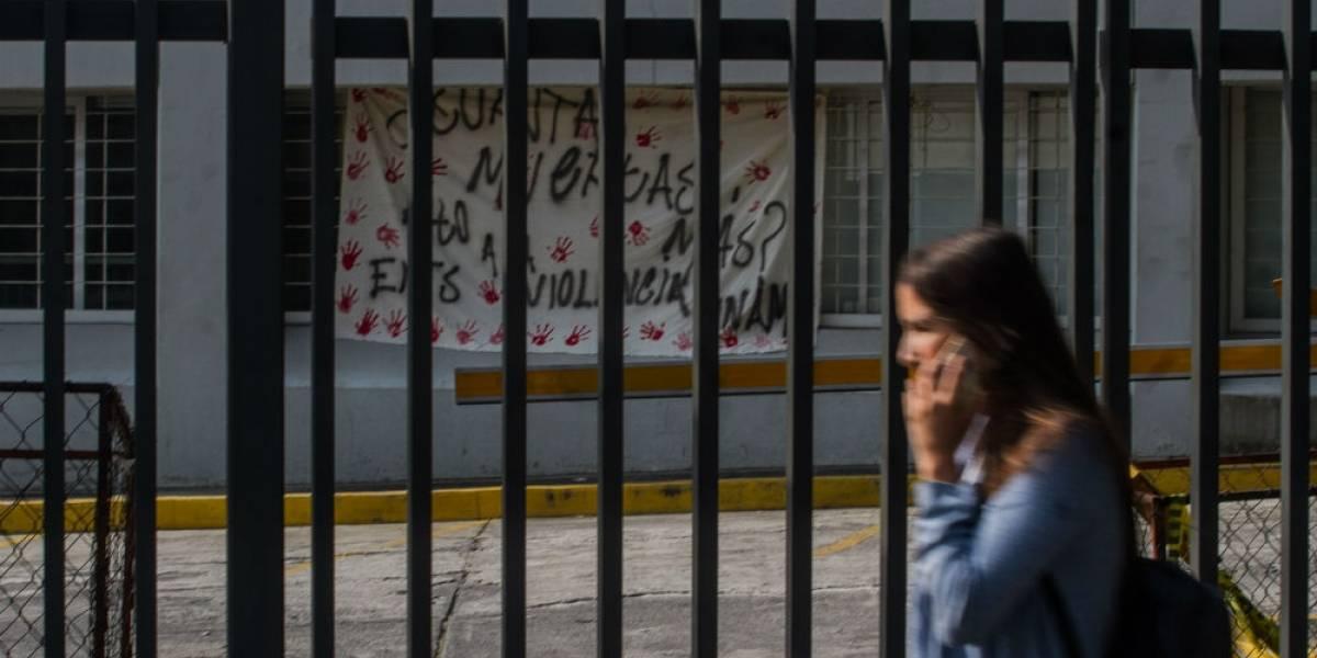 UNAM desmiente violación de mujer en Ciudad Universitaria
