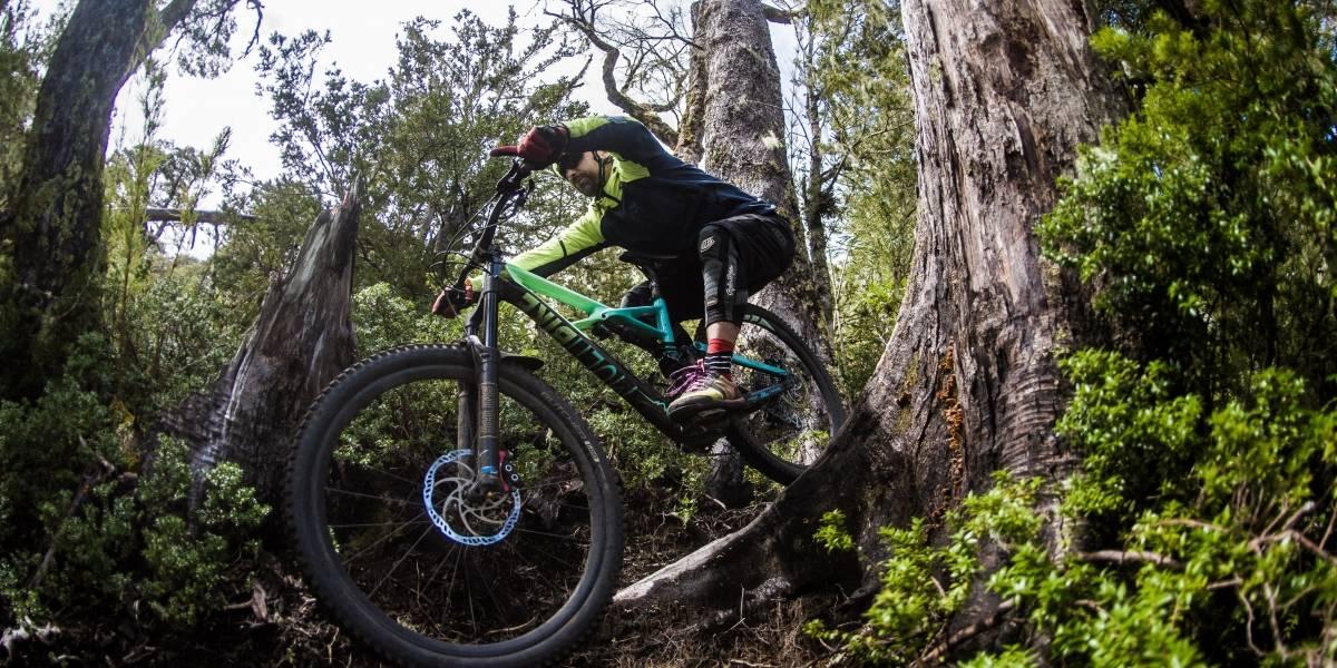 El campeonato nacional de mountainbike se enciende en Huilo Huilo con la presencia de 500 riders