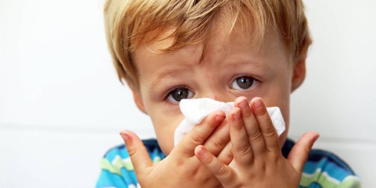 O que funciona para tratar resfriados em crianças - e o que não funciona