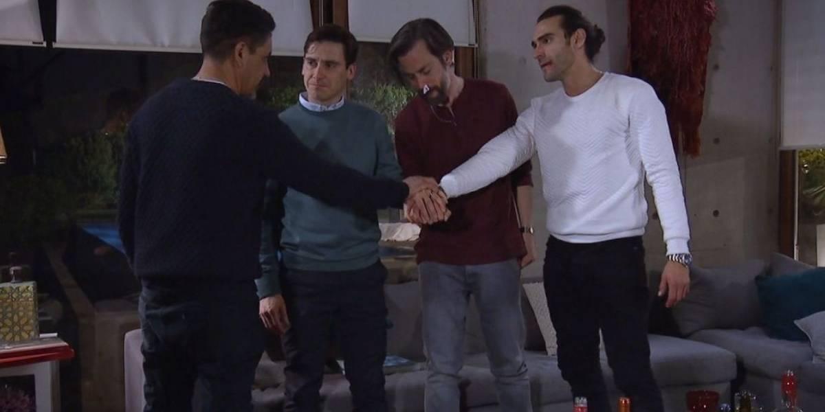 """¡Alerta de spoiler! Televidente se infiltra en grabaciones de """"Pacto de Sangre"""" y es testigo de escena crucial"""