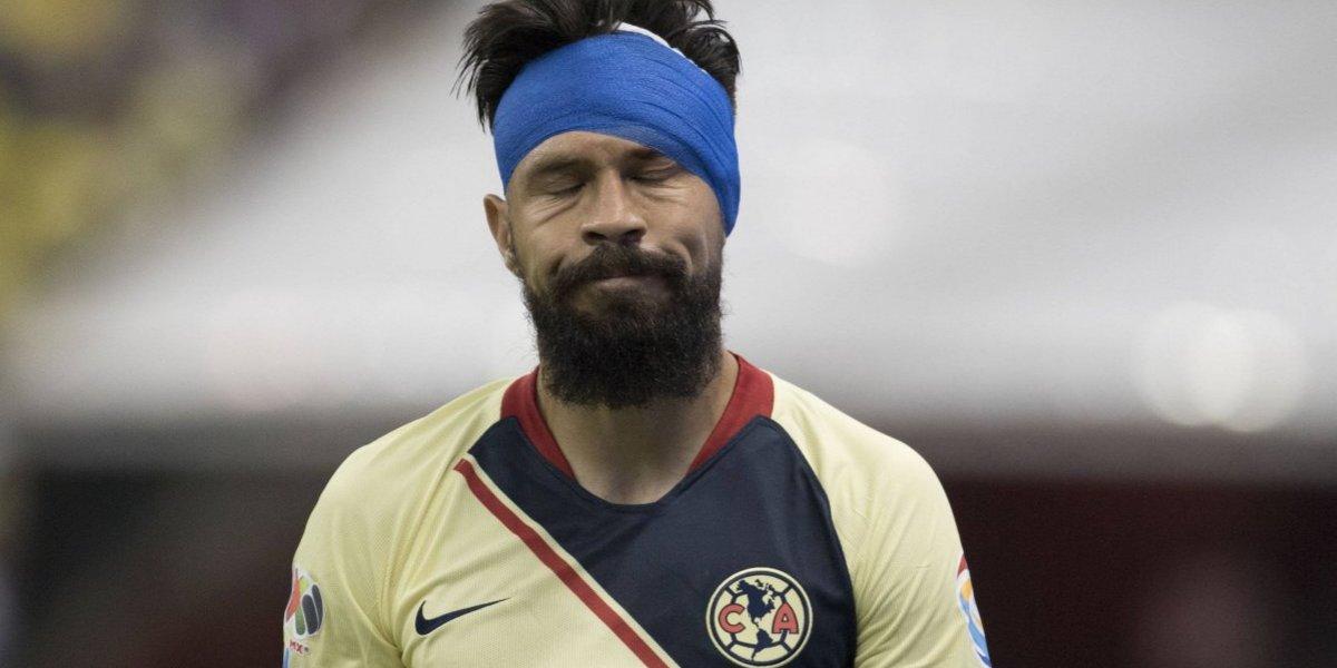 Oribe Peralta no jugará ante Xolos y Cecilio es duda