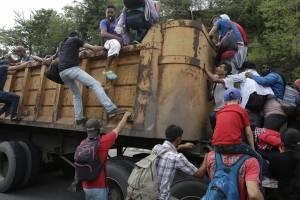 Así luce Guatemala ante la caravana migrante