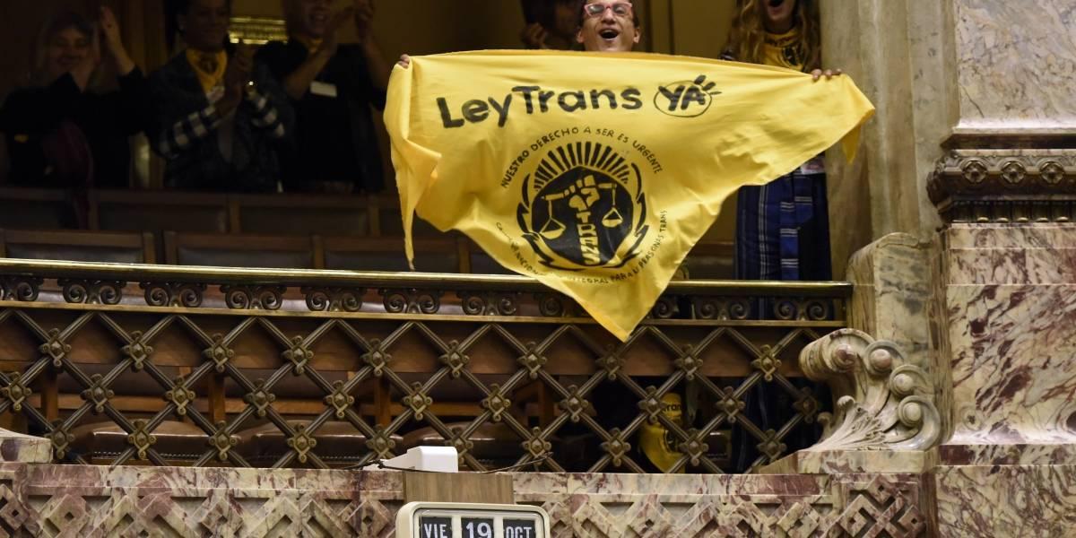 Por ley, Gobierno de Uruguay pagará cirugías a personas transgénero