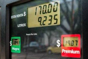 Precio de las gasolinas subirán a partir del sábado