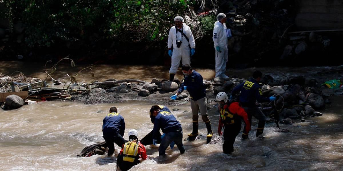 Confirman que cadáver encontrado en río de Ñuble corresponde a santiaguina buscada por presunta desgracia