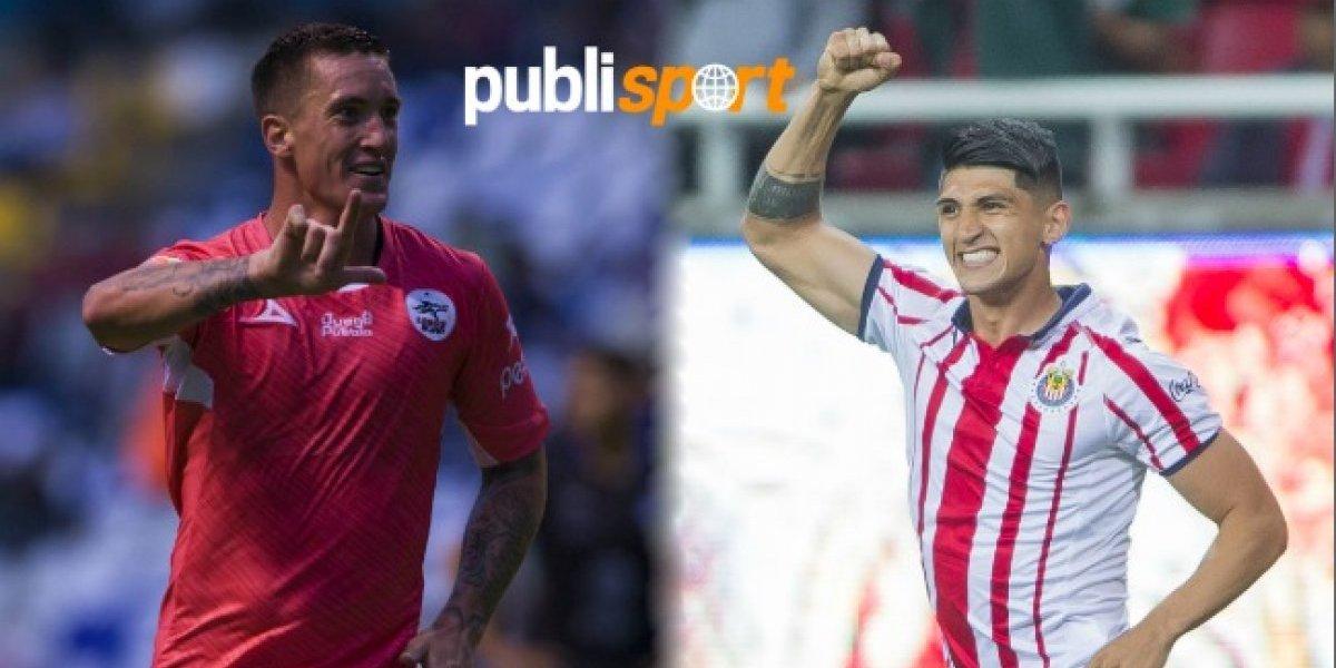 Lobos BUAP vs Chivas ¿Dónde y a qué hora ver el partido?
