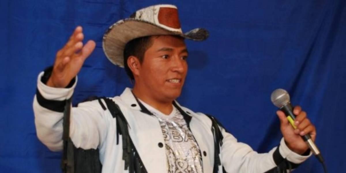 Fallece el hijo del cantautor ecuatoriano Delfín Quishpe