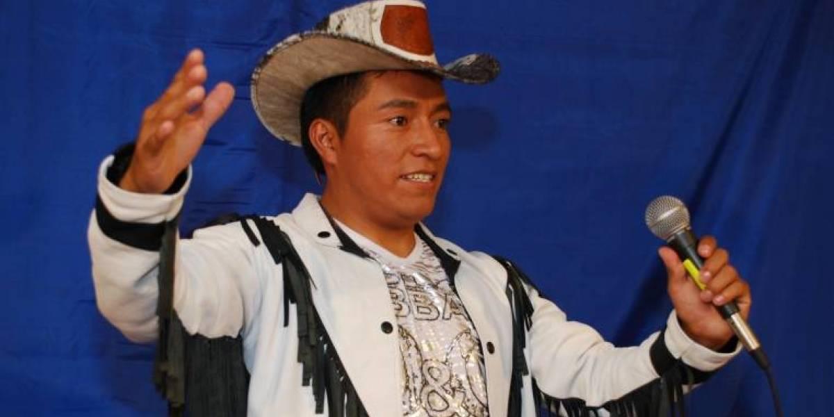 Falleció el hijo del cantante Delfín Quishpe