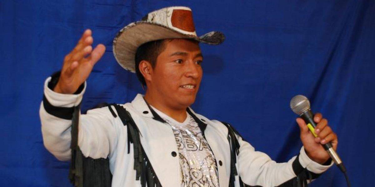Fallece el hijo del cantante ecuatoriano Delfín Quishpe