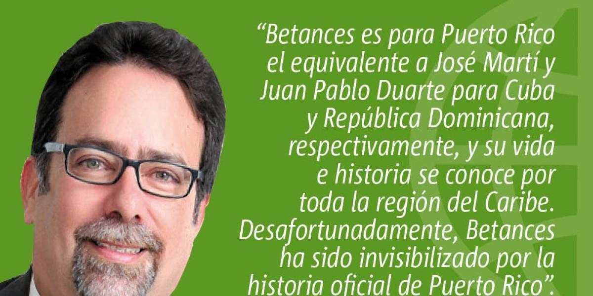 """Opinión: Betances """"El Antillano"""""""