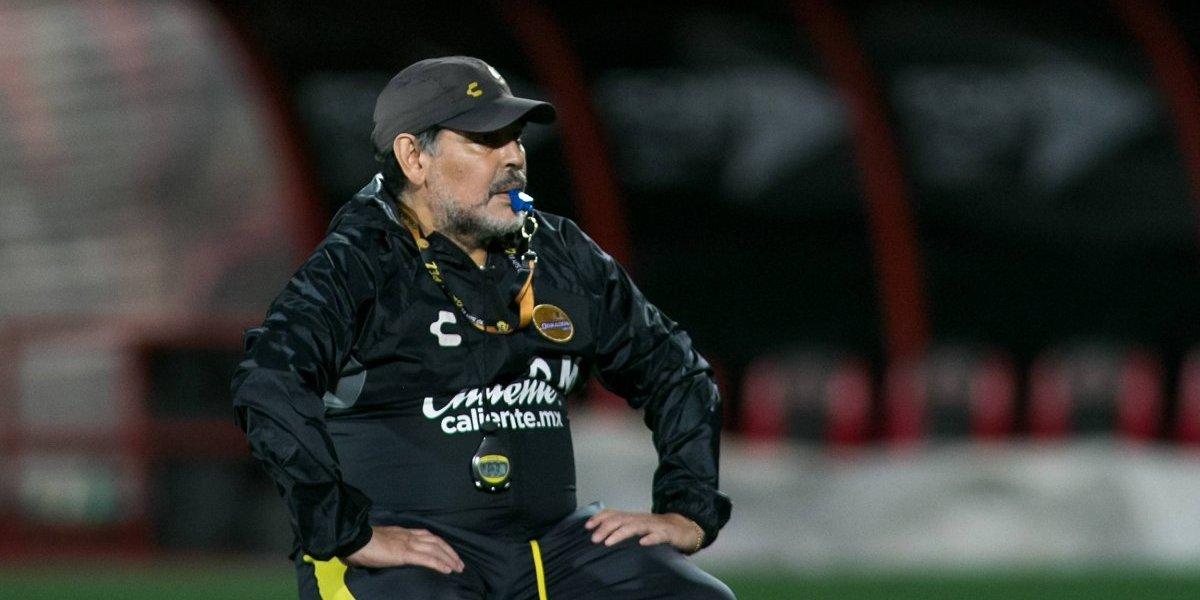 Diego Maradona necesitaría ser operado de emergencia
