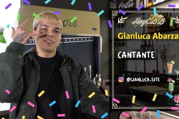 HoyCBB con Gianluca Abarza, cantante de trap