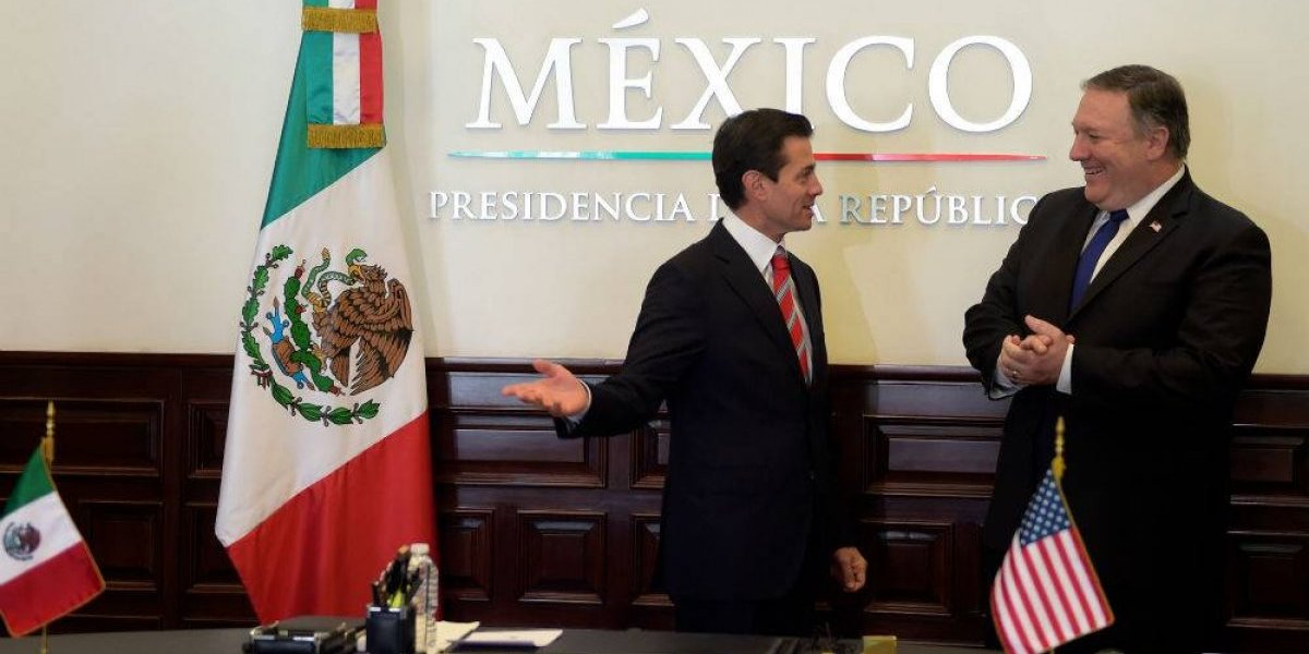 México, único responsable de su política migratoria: Peña Nieto
