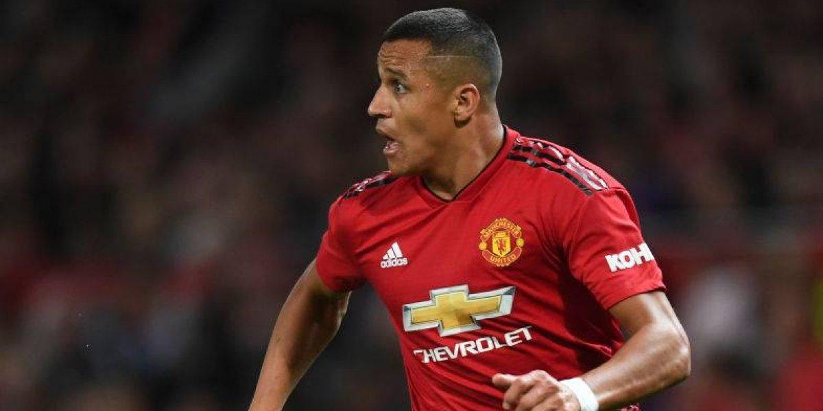 """Manchester United podría dejar partir """"gratis"""" a Alexis Sánchez al PSG"""