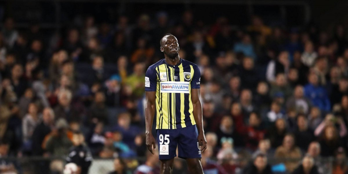 Usain Bolt habría recibido oferta del Central Coast Mariners