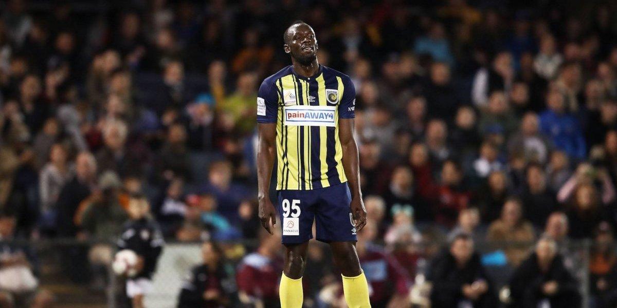 Ex jugador alemán señaló que Bolt 'no podría ser futbolista ni en 100 años'