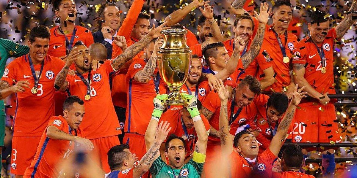 La Roja bicampeona conocerá a sus rivales de la Copa América 2019 en enero del próximo año