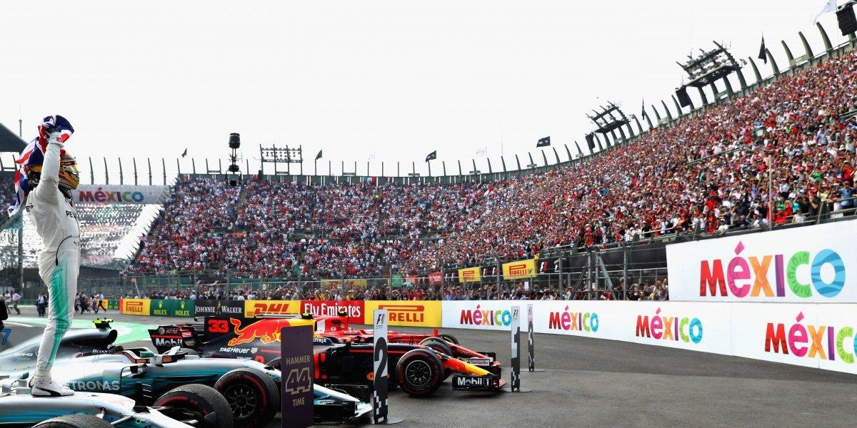 ¿Cómo llegar al Gran Premio de México 2019?