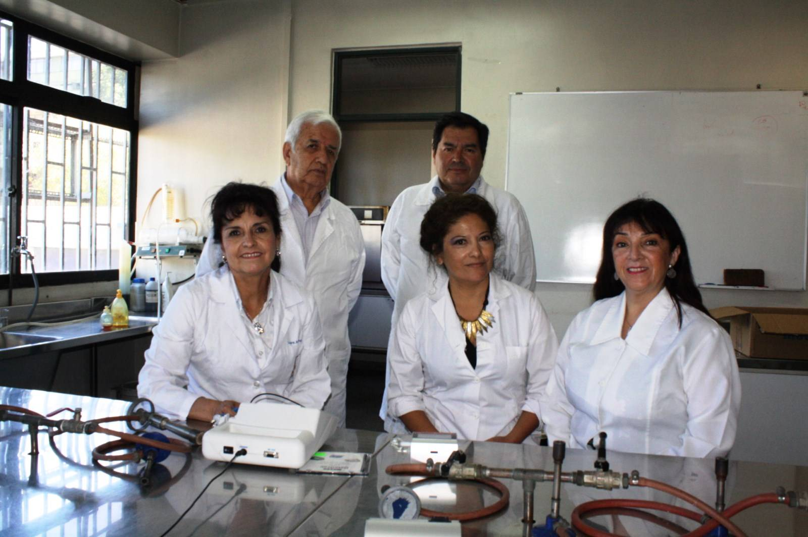 USACH científicos