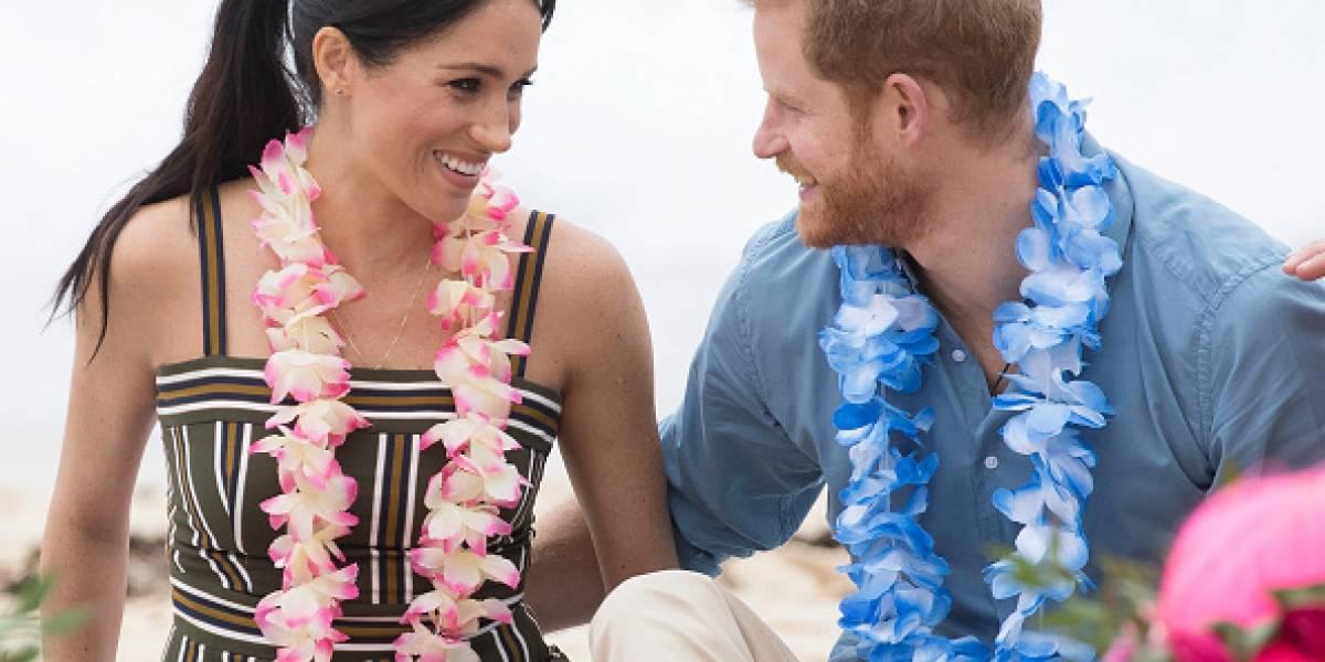 Así elegirán Harry y Meghan Markle nombre de su bebé