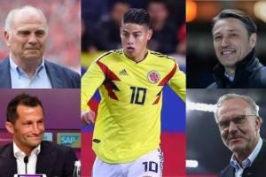 Las palabras de Niko Kovac sobre supuestos problemas en Bayern München con James Rodríguez y otros jugadores