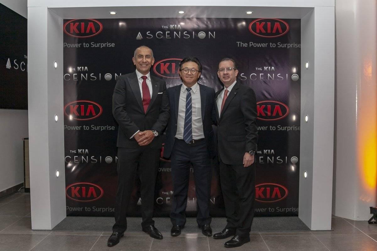 Inauguración del nuevo concesionario de KIA