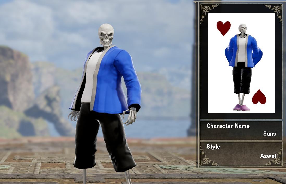 """Los """"custom characters"""" de Soul Calibur VI están llegando a niveles ridículos"""
