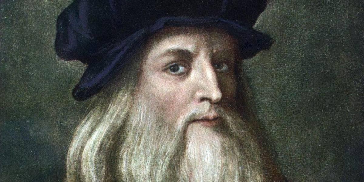 Estudo revela que Leonardo Da Vinci era ambidestro