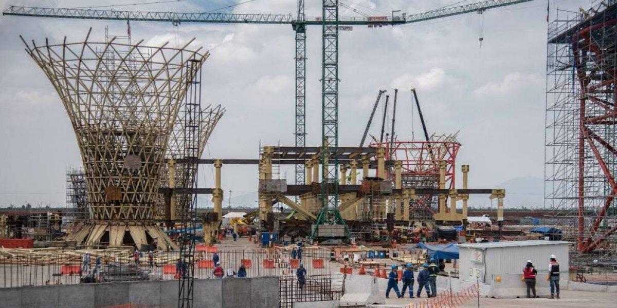 Por costos, Riobóo destaca conveniencia de construir NAIM en Santa Lucia