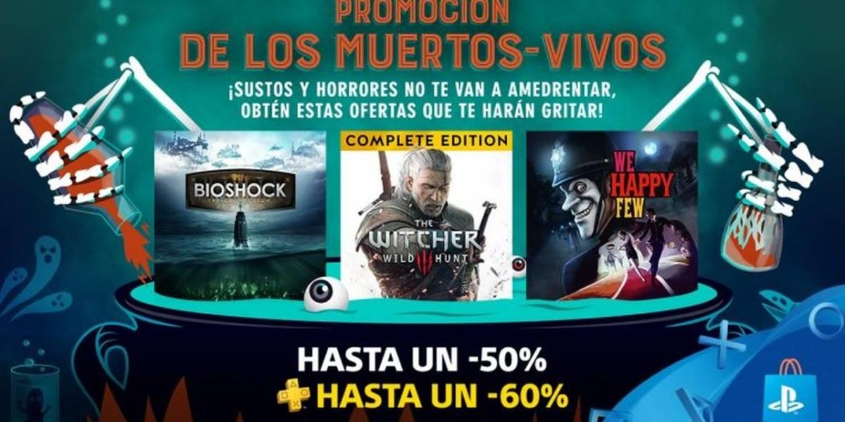PlayStation Store tiene la Promoción de los Muertos Vivos