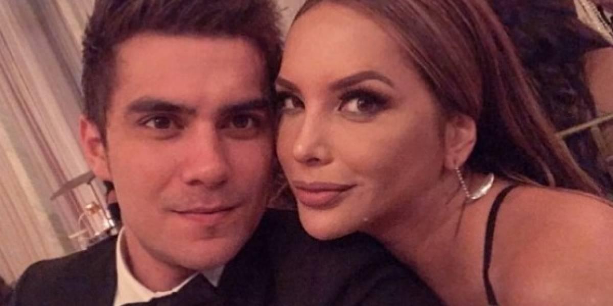 Érika Vélez y Carlos Scavone ¿cómo sorprendió la famosa a su novio 'cumpleañero'?