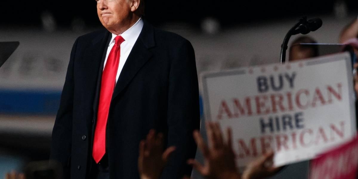 Donald Trump retoma la retórica fuerte sobre inmigración