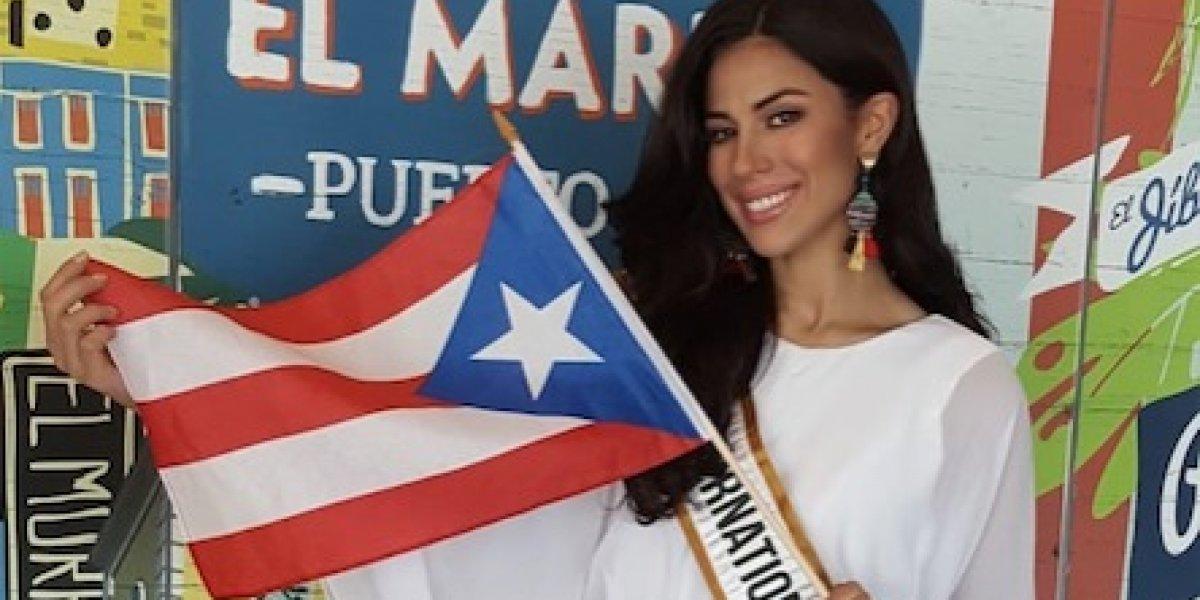 Yarelis Salgado busca para P. R. tercera corona de Miss Internacional