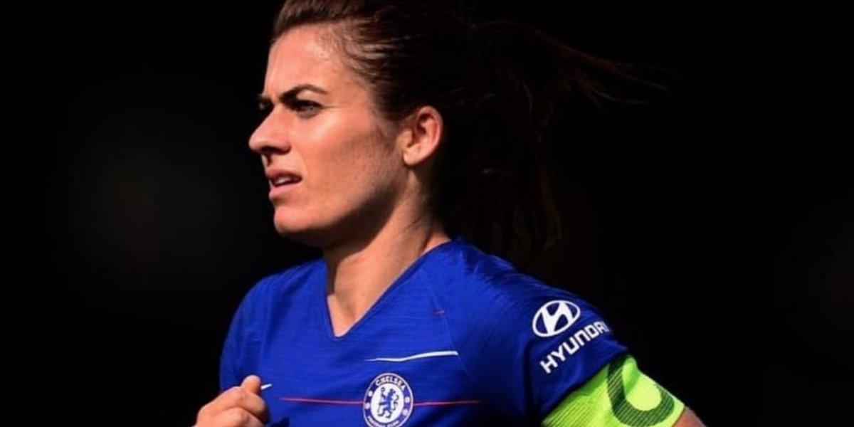 Amenazan de muerte a una estrella del Chelsea femenino