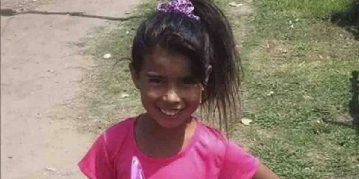"""""""Estoy enamorado de mi sobrina"""": revelan estremecedores mensajes del tío que asesinó a pequeña de 10 años"""