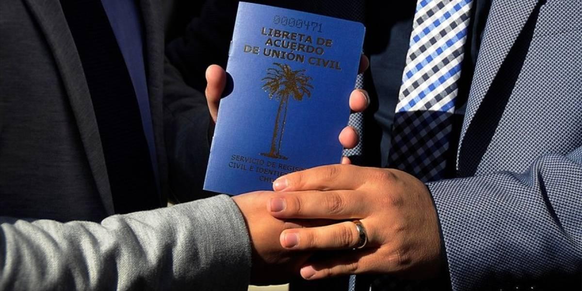A casi tres años de su entrada en vigencia: más de 21 mil parejas han firmado Acuerdo de Unión Civil