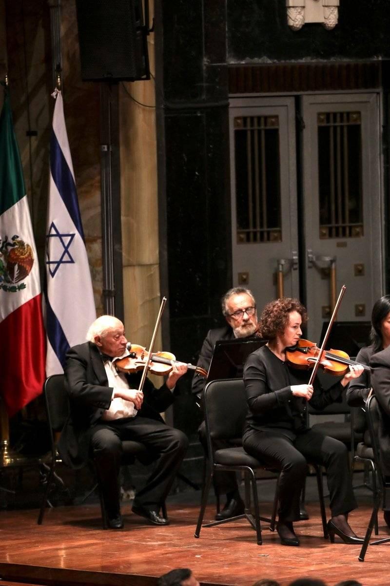 Diversidad e historia en la Orquesta Sinfónica Rishon LeZion Foto: Cortesía