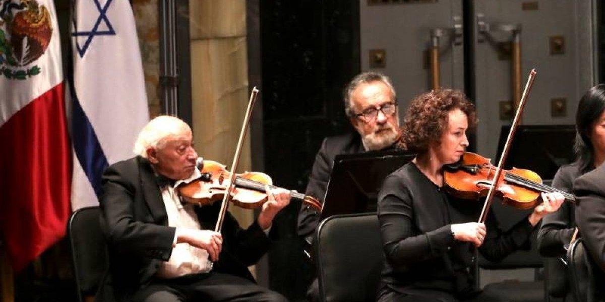 Orquesta Sinfónica de Israel Rishon LeZion enamora a México
