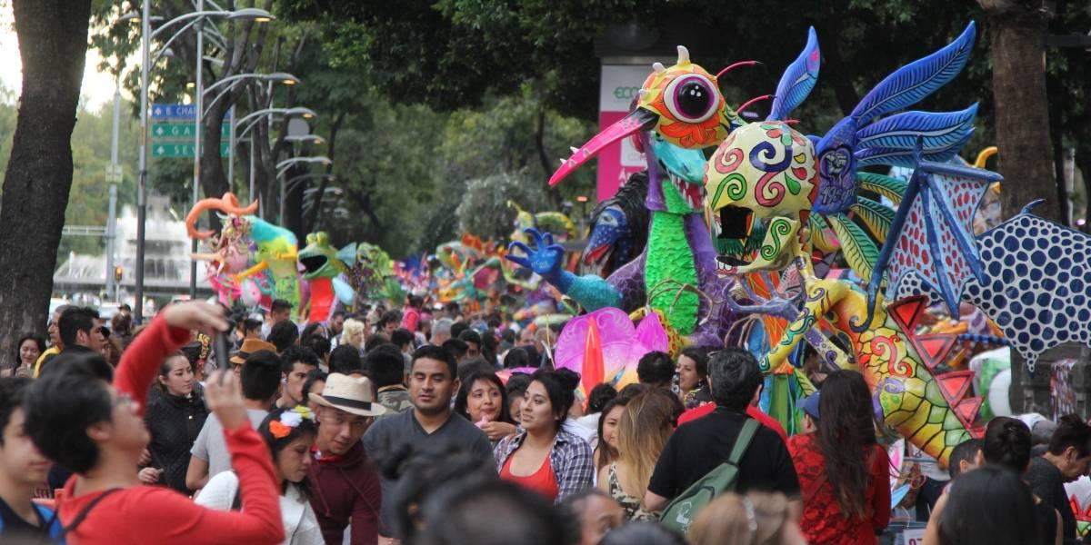 Todo lo que debes saber del desfile de Alebrijes monumentales 2018