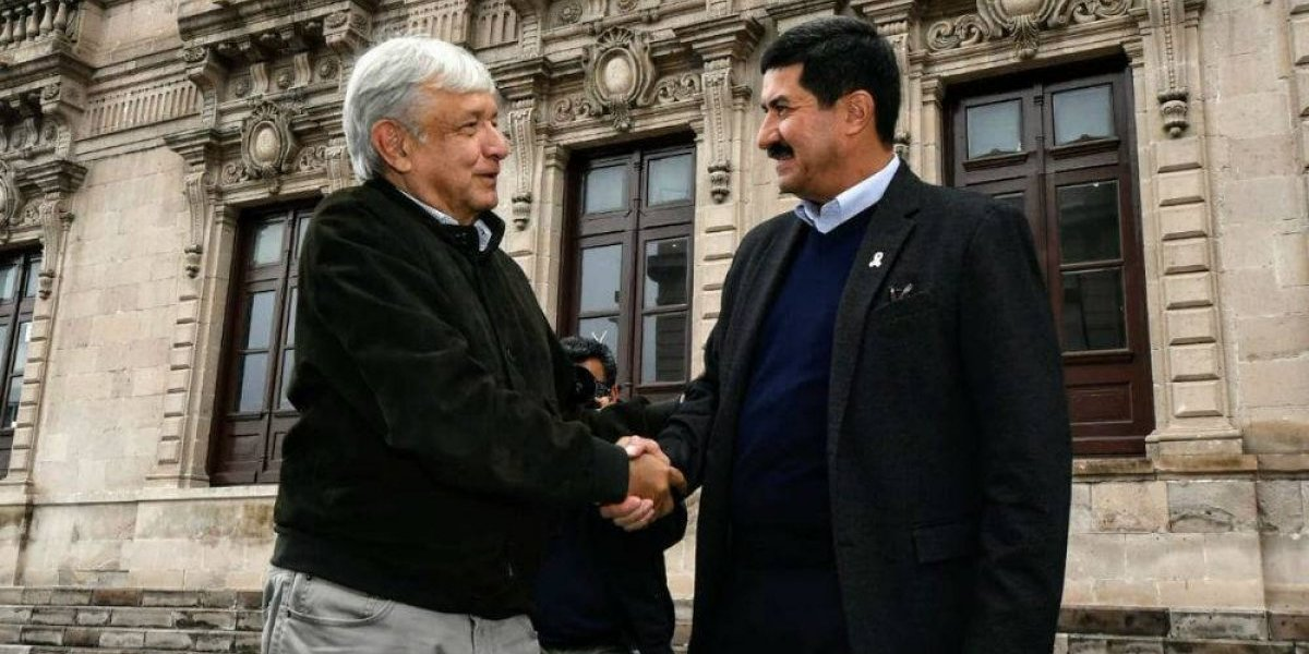 AMLO promete agilizar extradición del ex gobernador César Duarte