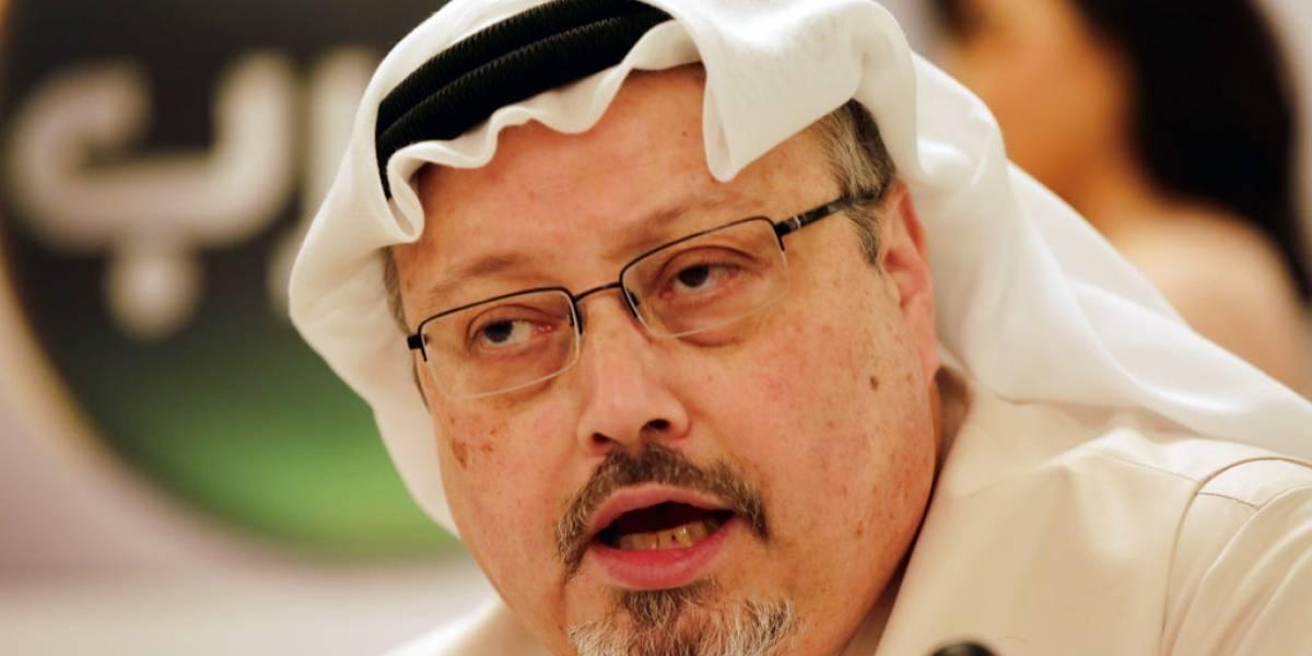El cuerpo de Khashoggi disuelto en ácido fue arrojado por el desagüe