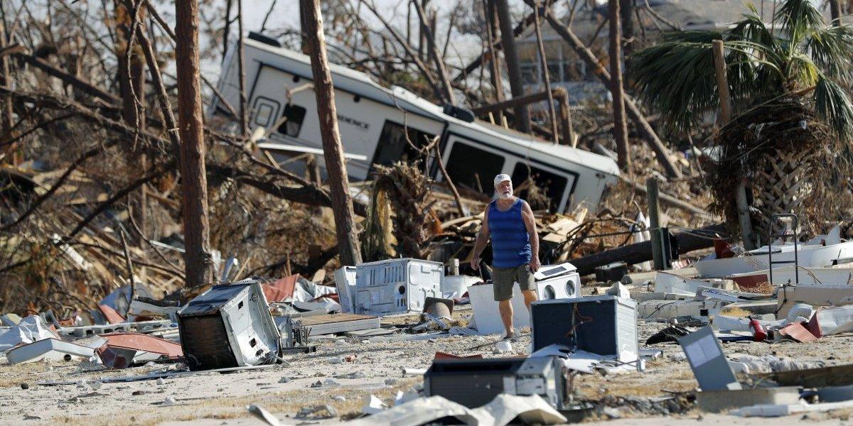 Huracán Michael cobró 35 vidas en Estados Unidos