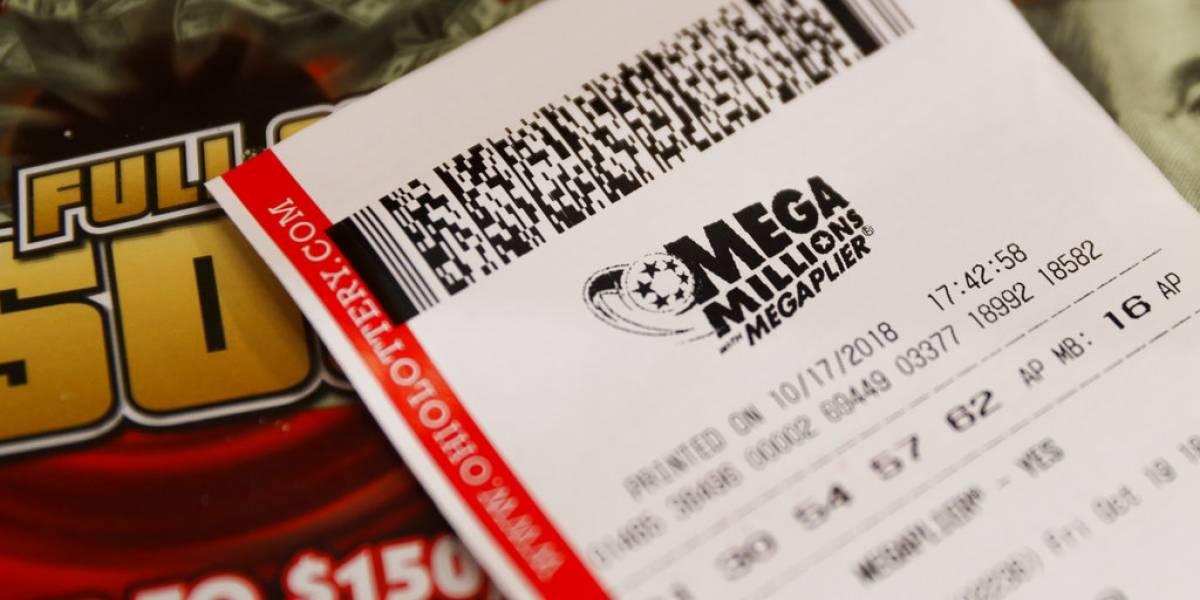 Lotería en Estados Unidos alcanza los mil 600 millones de dólares
