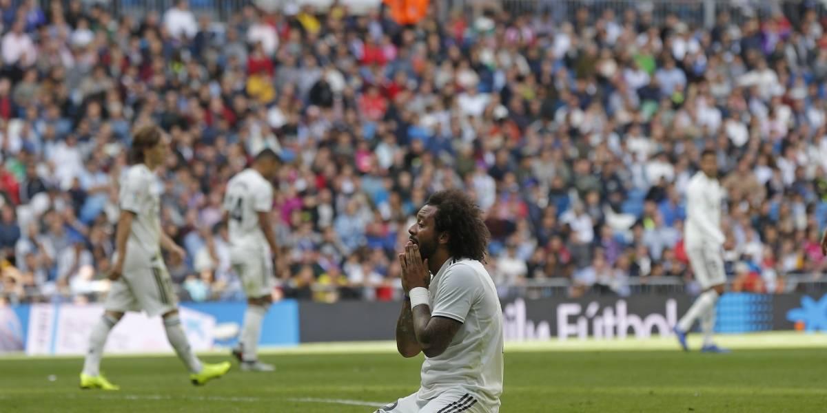 Real Madrid sigue en ruinas tras caer ante Levante y ahora Julen Lopetegui pende de un hilo