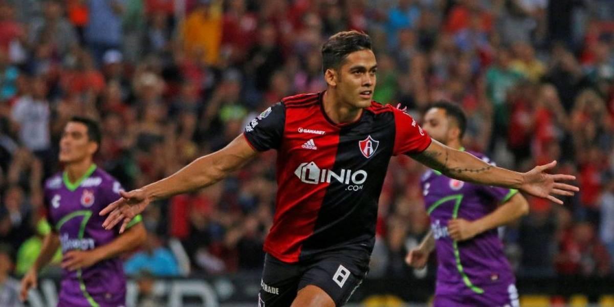 VAR llega a la Liga MX en triunfo del Atlas ante Veracruz